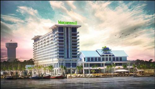 Margaritaville Biloxi announces plans for resort and spa