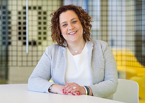 Women in Sport's chief exec Ruth Holdaway