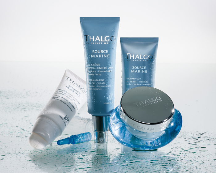 Thalgo range promises hydrated and radiant skin