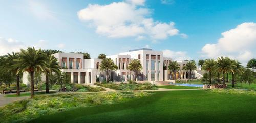 In addition to the Anantara Tozeur Resort in the Tunisian city of Tozeur, the Anantara Al Houara Tangier Resort is being developed in northern Morocco to include a golf and country club (pictured) / Qatari Diar