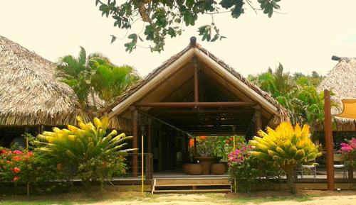 Fiji fund converts bungalows into beachfront resort