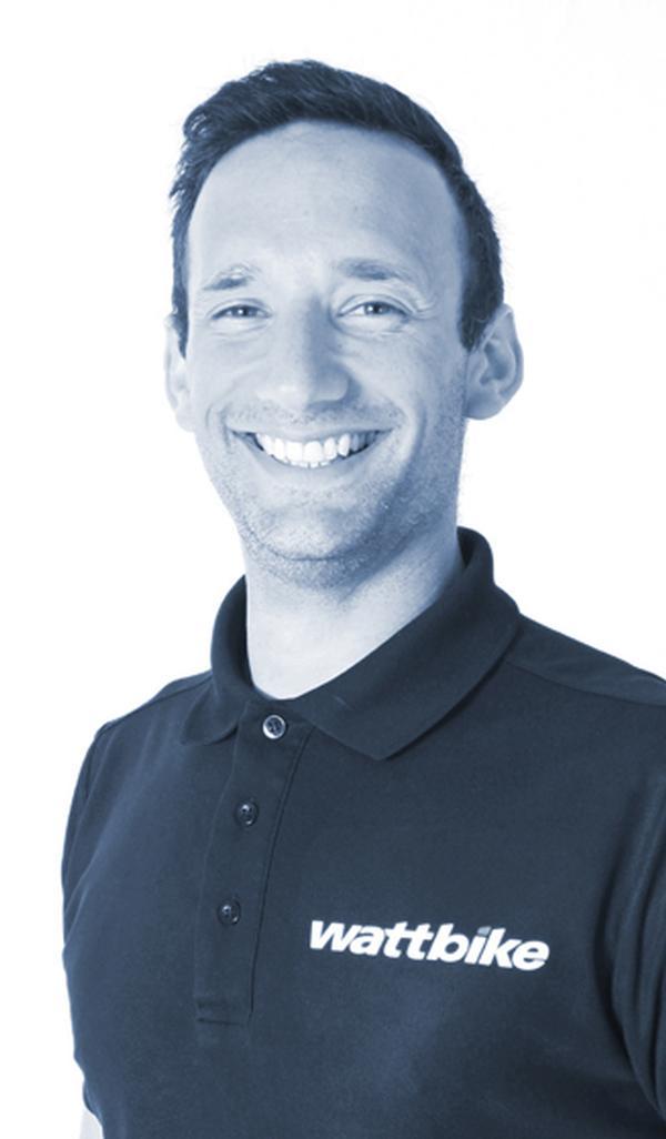 Ray Redman, Regional Sales Manager, Wattbike