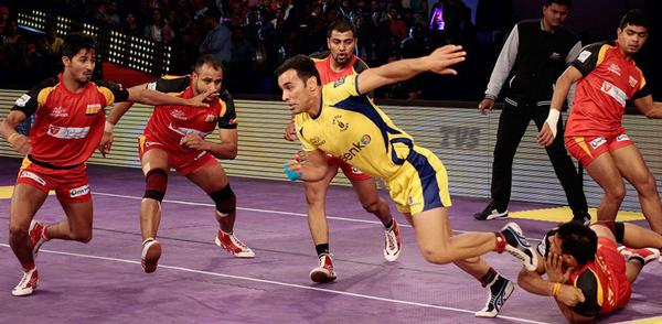 Outside of India, Pro Kabaddi League (PKL) is now broadcast live in over 120 countries