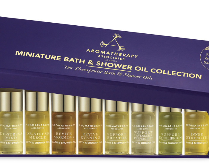 Aromatherapy Associates launches bath and shower oil collection