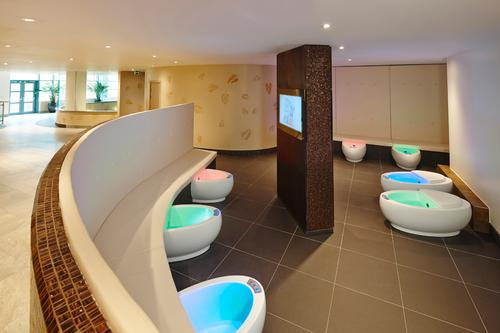 Attendees will have the opportunity to tour and use the new Aqua Sana Spa at Center Parcs Woburn / Center Parcs Woburn