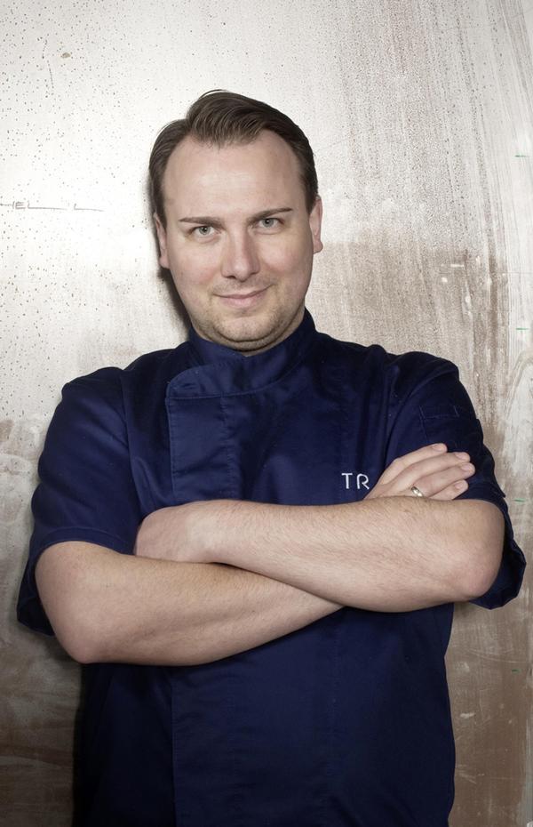Michelin-starred chef Tim Raue