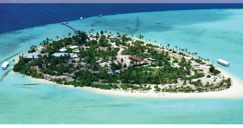 Saudi firm investing US$100m in luxury Maldives island resort