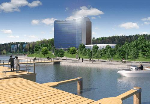 €70m spa hotel in Finland stalled by legal dispute