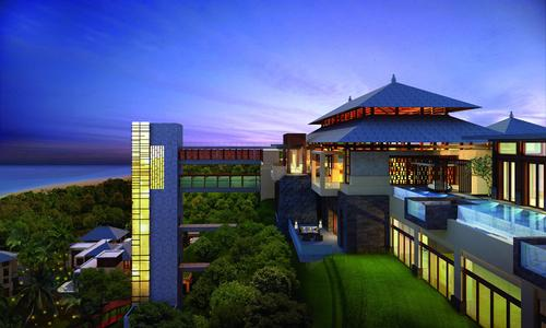 Bespoke hydropool set to feature at Ritz-Carlton Bali's spa