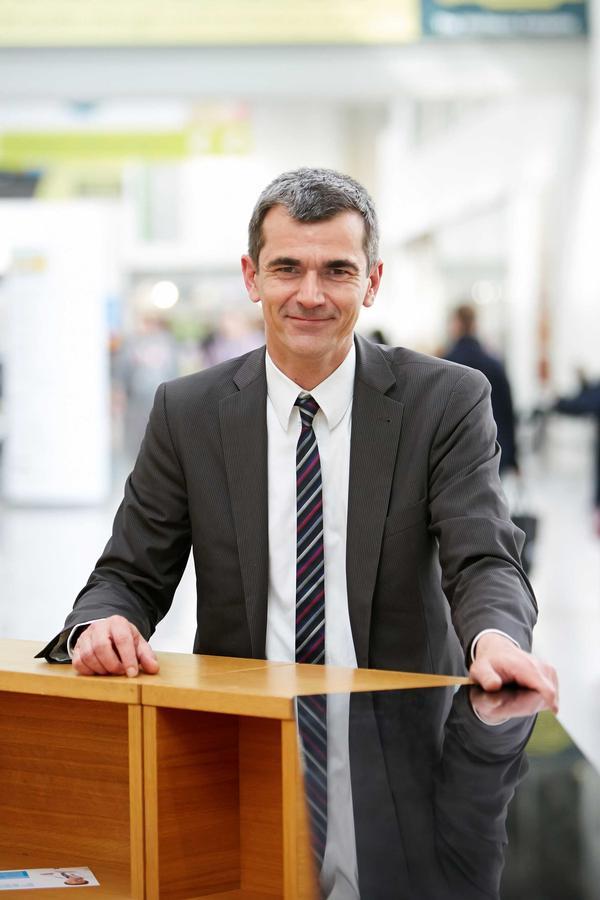 Ralph Scholz, FIBO event director