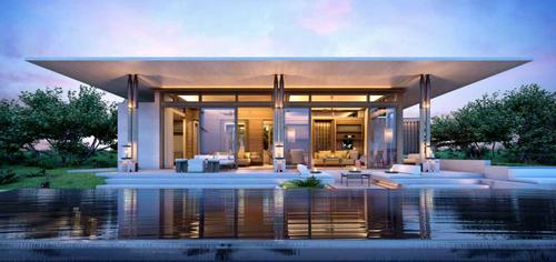 Villas range in price from US$3.5m to US$7m / Amanera