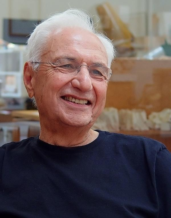 Frank Gehry, Gehry Partners / PHOTO: ALEXANDRA CABRI