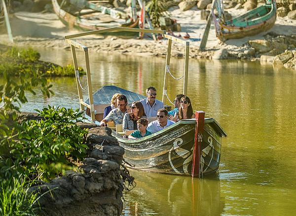 Chester Zoo has debuted its new £40m ($62m, €56m) Islands development, a themed Indonesian adventure