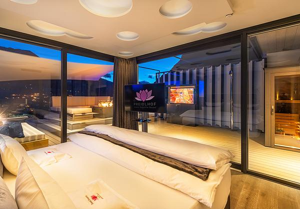 The suite has won this year's European Health & Spa's Innovation Award
