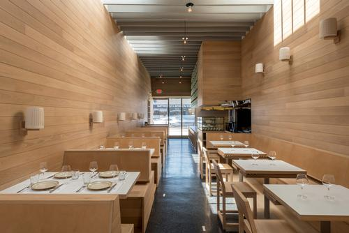 Jon and Vinny's by Jeff Guga, Jon Shook, Vinny Dotolo and Helen Johannese / James Beard Foundation