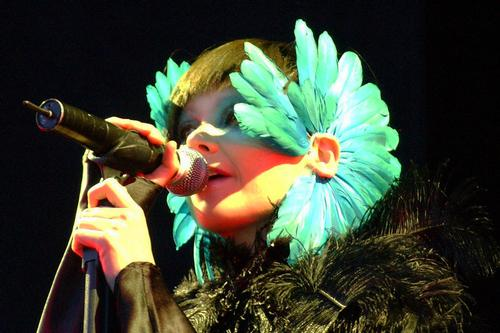 Bjork's <i>Biophilia</i> is the first downloadable app to be brought into MoMA's permanent collection / Zach Klein