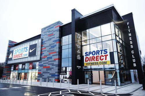 Sports Direct shares slump 13 per cent despite earnings increase