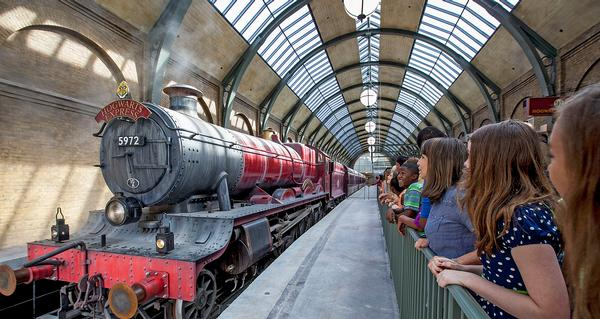 Universal's Wizarding World of Harry Potter creates a believable and authentic experience