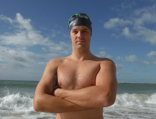 Zoggs teams up with swimming star Adam 'Ocean' Walker