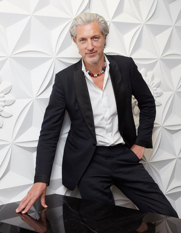 Marcel Wanders leads a multidisciplinary team of 40. The studio is based in Amsterdam