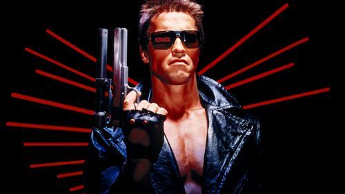 énergie teams up with The Terminator