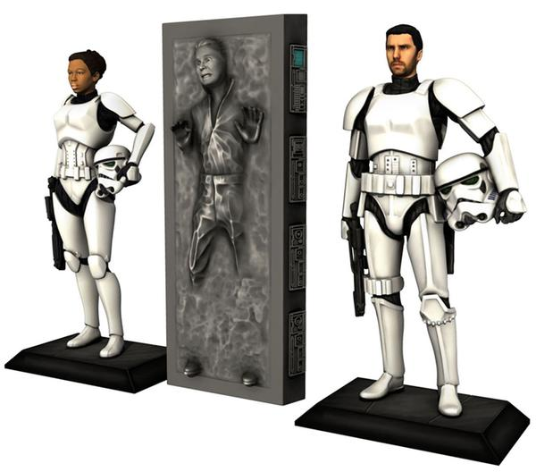The Star Wars D-Tech Me figurine promotion ran earlier this year and was priced at just under $100
