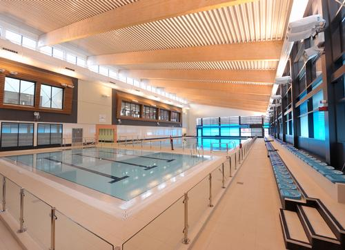 £8m Tipton Leisure Centre opens