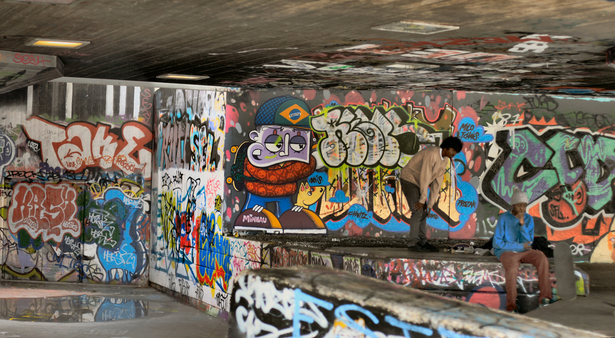 Skating to victory: Southbank Undercroft saved by boarders