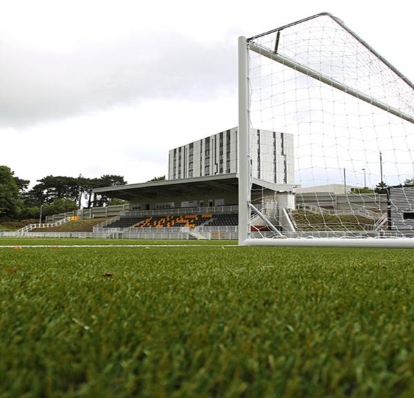 Maidstone United, one of the first top English clubs to invest in a 3G pitch