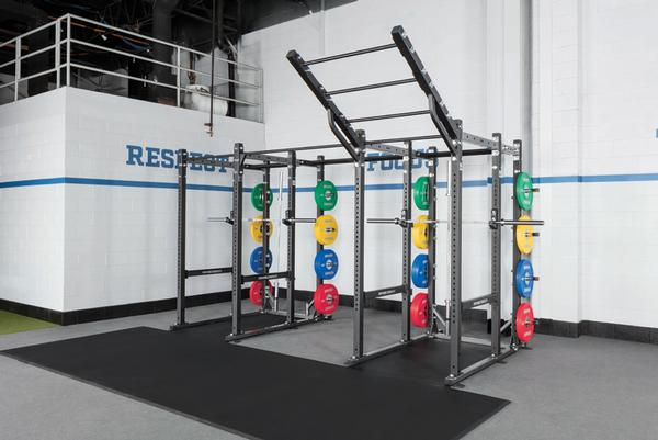 The HD Athletic Series launches at FIBO