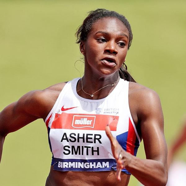 Dina Asher-Smith is competing / © David Davies/PA Archive/PA Images