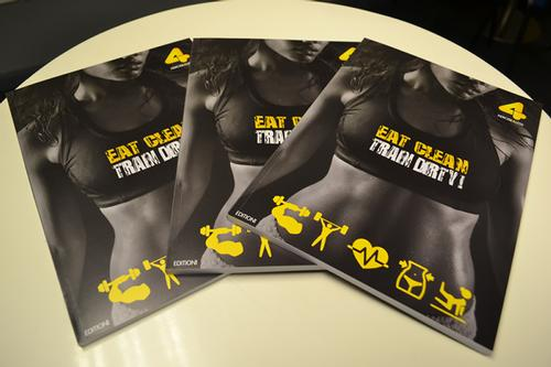 Xercise4Less is encouraging members to Eat Clean Train Dirty