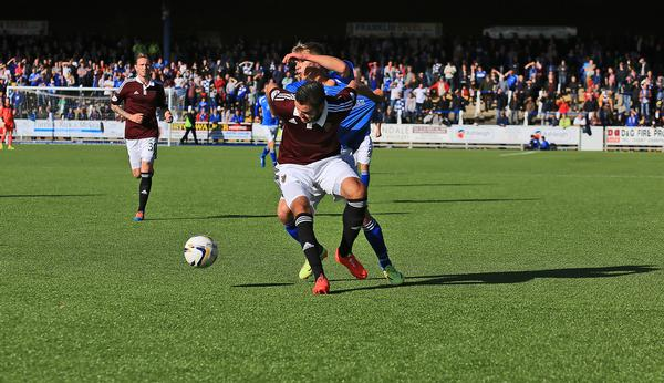 An increasing number of professional clubs are choosing synthetic pitches / PIC: ©qosfc.com