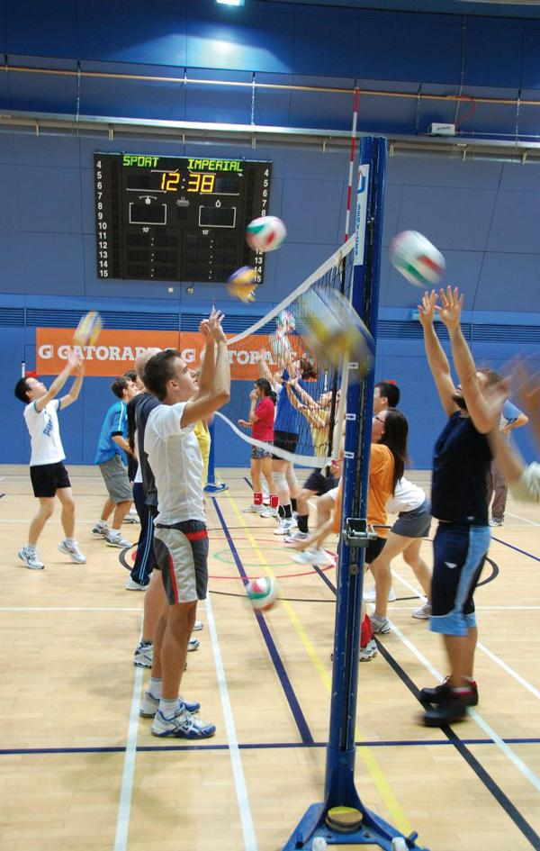 Volleyball England is expanding its  team of Higher Education volunteers