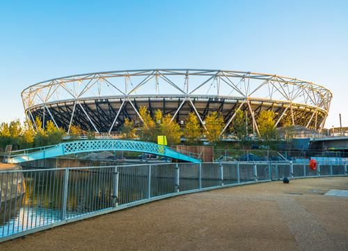 Populous' transformation of the London Olympic Stadium has been shortlisted / Shutterstock