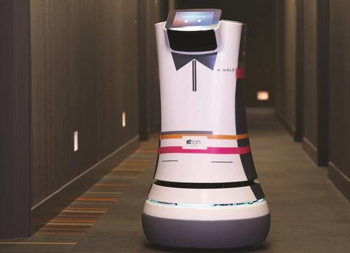 Hotel workers' union criticises Starwood robot butler plans