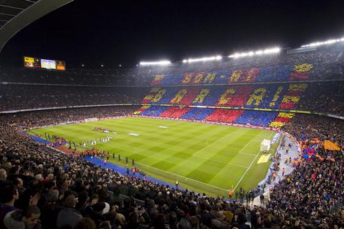 Work on the Nou Camp will start in 2017 to be competed in 2021
