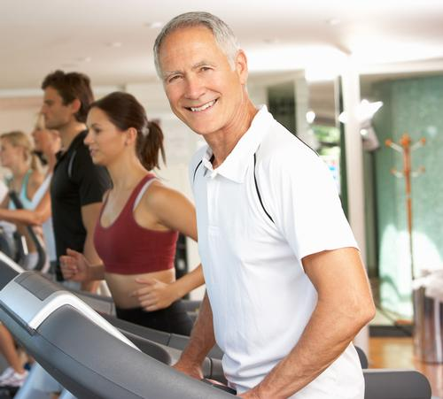 Could high intensity workouts be the answer to ageing population issues?