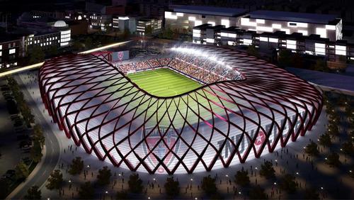NASL franchise Indy Eleven reveals stadium plans