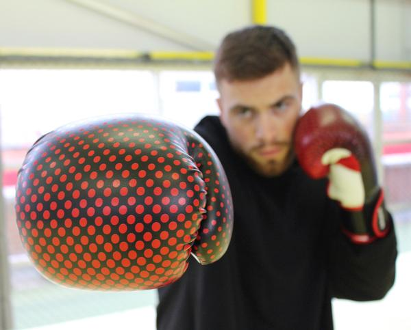Five styles of boxing gloves are included in the line