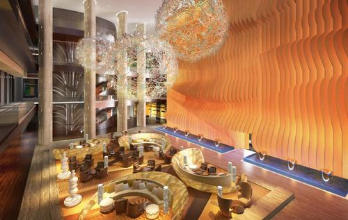 Grand Hyatt Abu Dhabi Hotel with 'twisting' glass tower to open in 2015