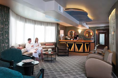 Lake Winnipesaukee spa has reopened after Art Deco-themed expansion