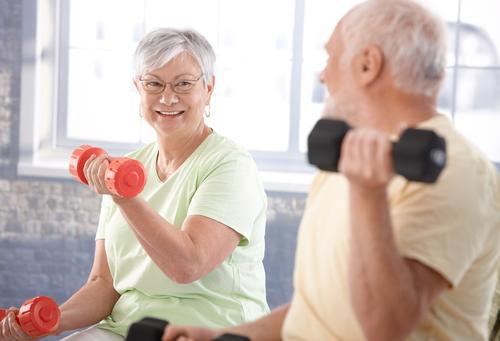 Exercise to be used to help manage blood pressure
