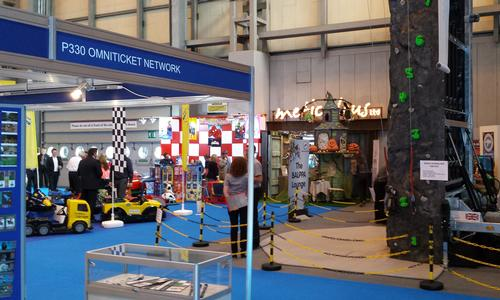 Attractions industry out in force at LIW 2014