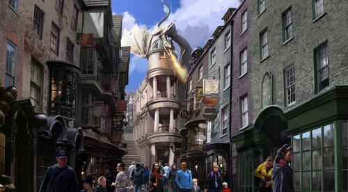 Universal unveils magic behind latest Harry Potter attraction