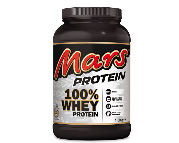 Mars extends protein range with new Mars Bar protein powder