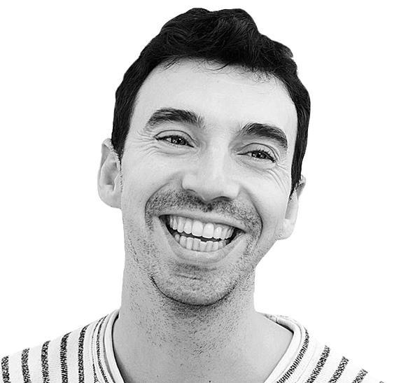 Designer Maxim Bragoli