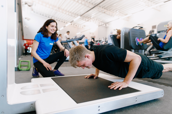 FitQuest can be offered to members as part of a premium membership category
