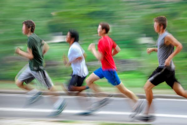 We know that physical activity is good for us, but are we convincing government? / © shutterstock/blurAZ