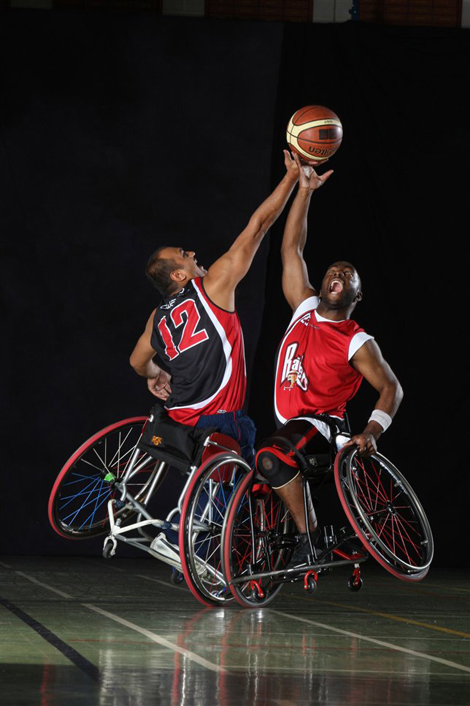The London 2012 Paralympics changed perceptions of disability / PIC: sportengland.org